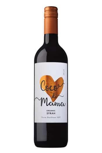2018 Coco di Mama Organic Syrah, Sicilia, Italy