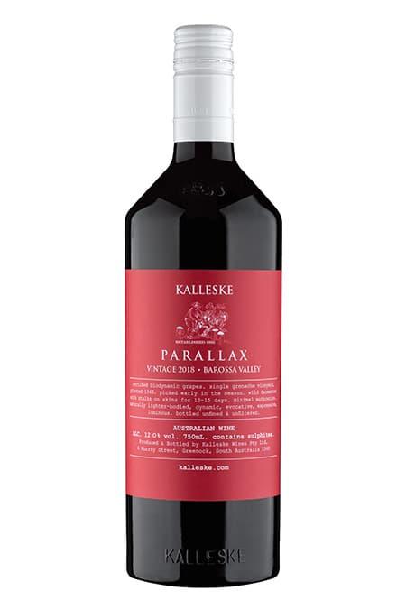 2018 Parallax Grenache, Kalleske Barossa Valley