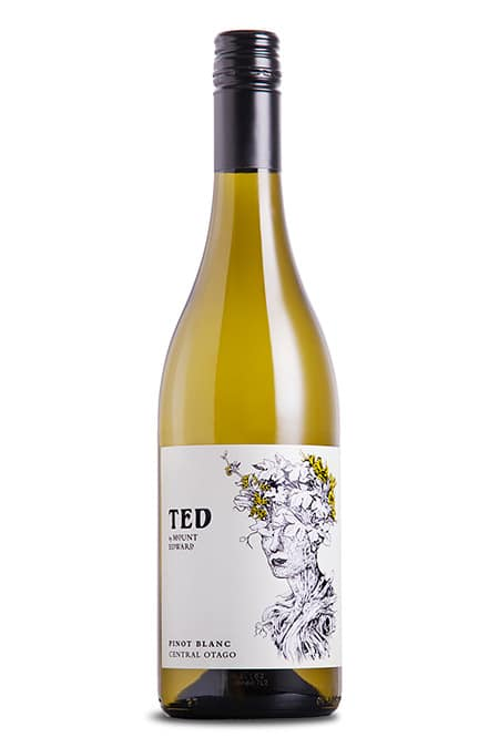 2018 TED Pinot Blanc, Central Otago