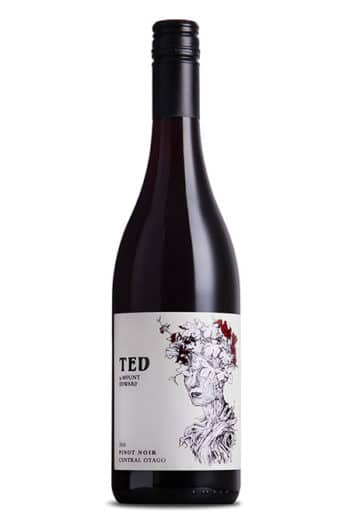 2018 TED Pinot Noir, Central Otago