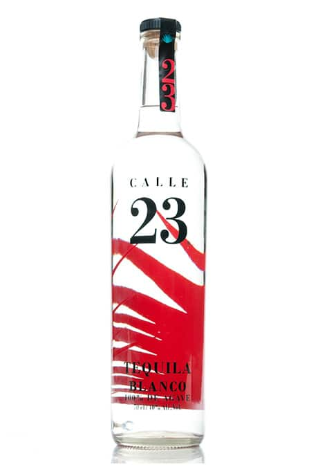 Calle 23 Blanco Tequila 750ml (40%)