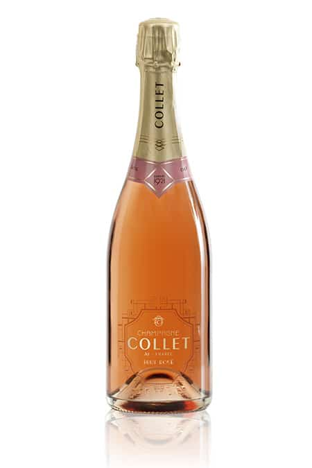 Champagne Collet Rose NV, Ay, France